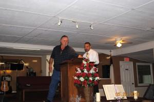 Bear & Preacher Tim
