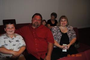 Priest Family