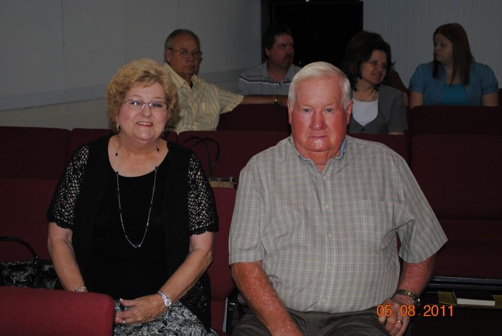 Betty & Dennis Johnston