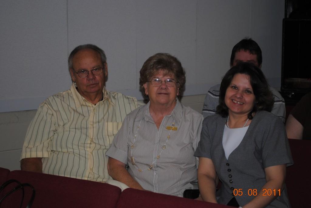 Neal , Judy & Buffy Smith