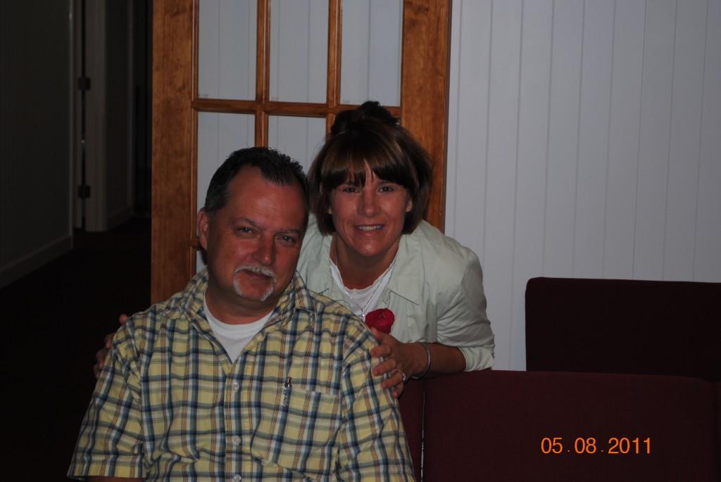 Danny & Gail George
